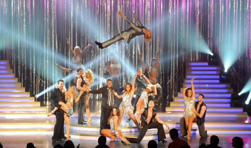 """Dancing with the Stars: Live in Las Vegas"" at the Tropicana"