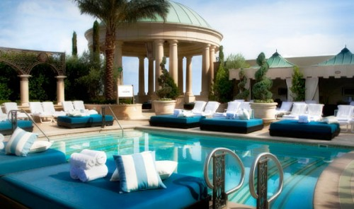 Azure Pool at The Palazzo