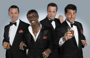 The Rat Pack Is Back! is the perfect show for anyone that misses that old Vegas vibe.