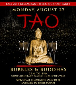 Bubbles and Buddhas