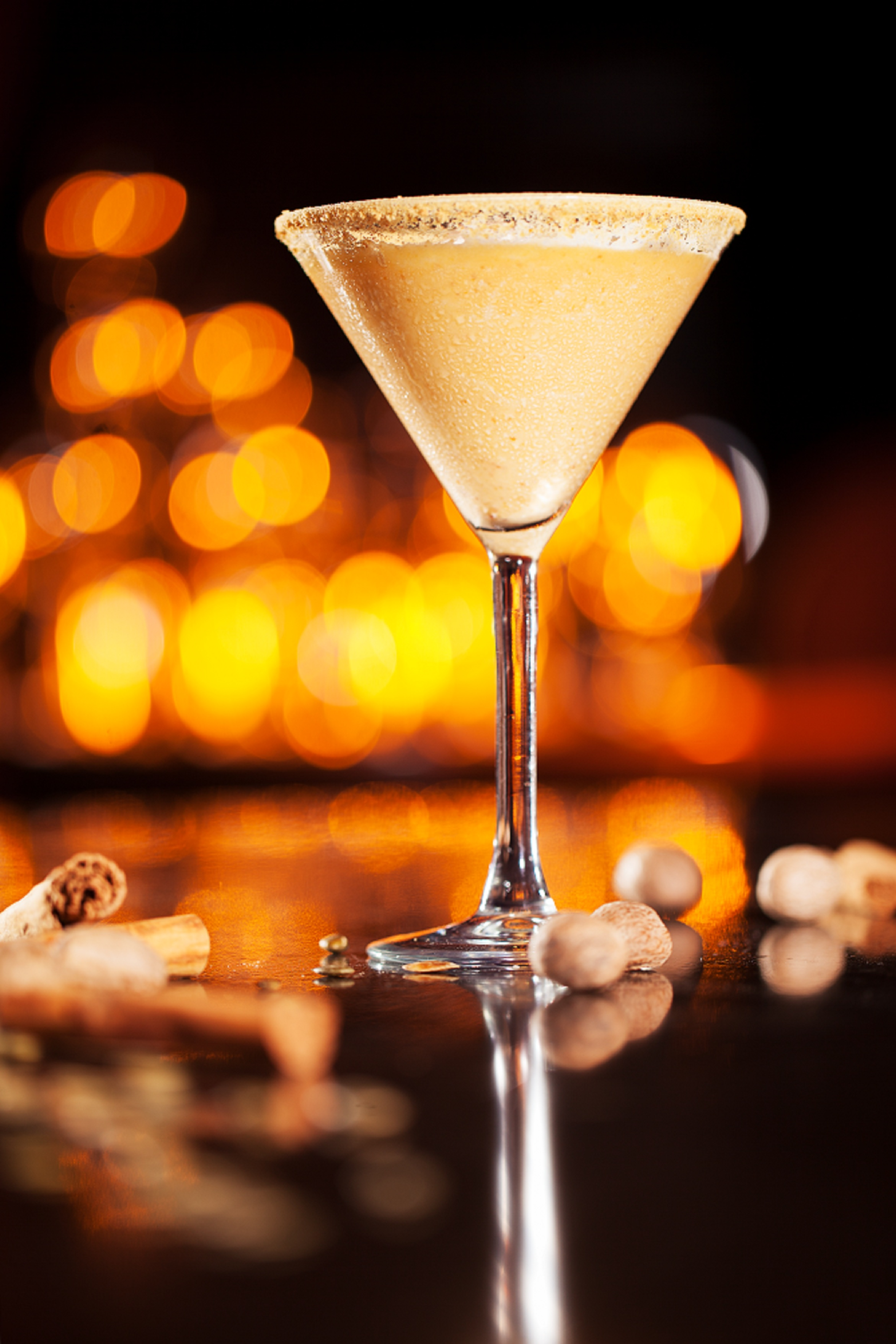From spooky spirits to election libations try these fun for Fun fall drinks