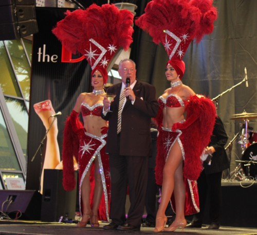 Former mayor Oscar Goodman