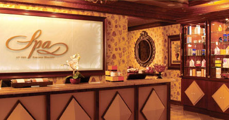 The Spa and Salon at Golden Nugget