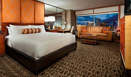 One of the Stay Well rooms at MGM Grand