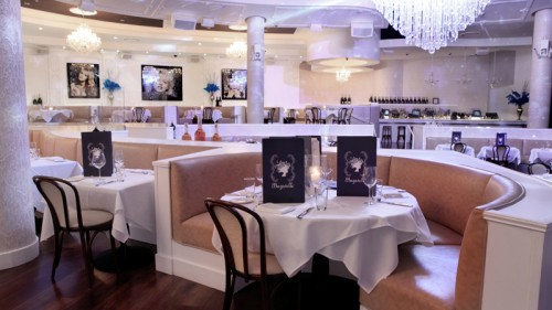 Bagatelle Restaurant and Supper Club at the Tropicana in Las Vegas