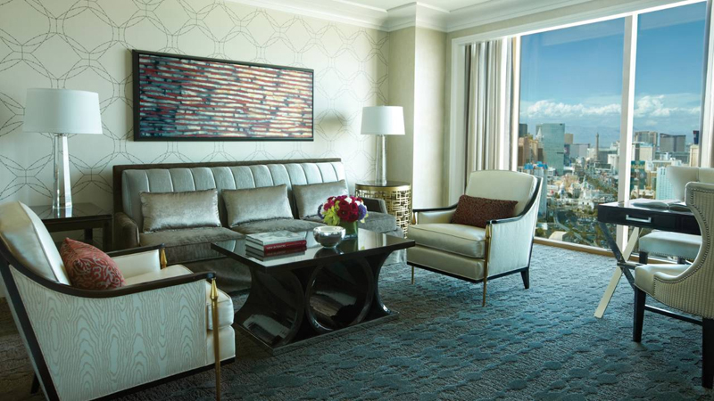 Suite escape the four seasons hotel las vegas is emerging Four season rooms