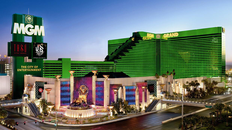 Live Poker - MGM Grand Las Vegas
