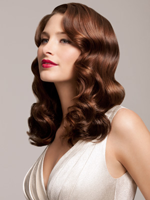 Hairstyles For Long Hair Glamour : Get dolled up and glamorous in Vegas this holiday season Las Vegas ...