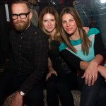 Jillian Michaels and Bob Harper of The Biggest Loser spotted at TAO Nightclub in Las Vegas