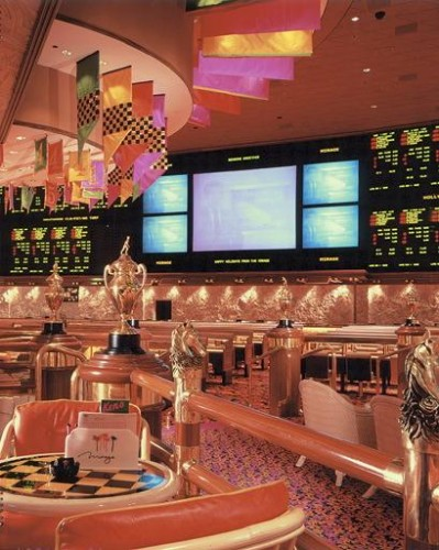 The Mirage Race and Sports Book