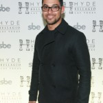 Wilmer Valderrama on red carpet at Hyde Bellagio, Las Vegas 2.2.13