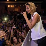 Keri Hilson_PURE Nightclub_Performance