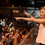 Keri Hilson_PURE Nightclub_Performance 2