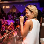 Keri Hilson_PURE Nightclub_Performance 3