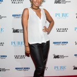 Keri Hilson_PURE Nightclub_Red Carpet