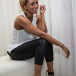 Keri Hilson_PURE Nightclub_VIP Booth
