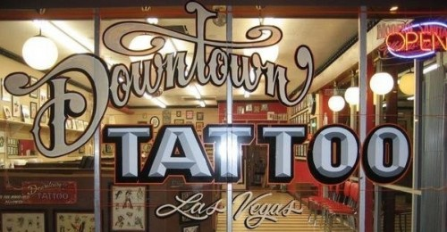 Downtown Tattoo Las Vegas