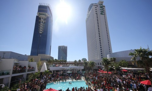 Ditch Fridays at Palms Pool