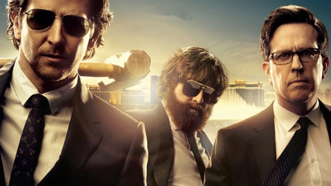 """Hangover Part III"" (©Warner Bros. Entertainment Inc.)"