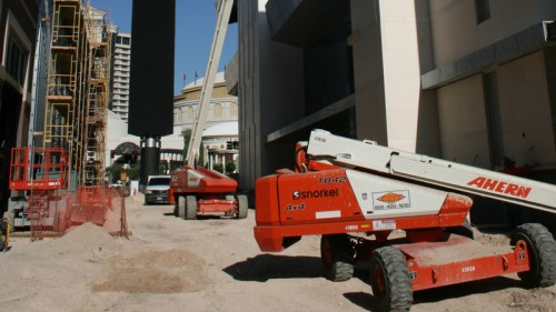 Construction of The Linq