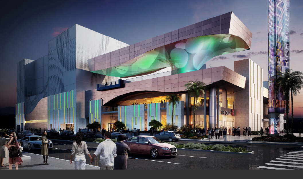 The Linq Is Building The Way To A Brighter Future In Las Vegas 34716 on Modern Asian House