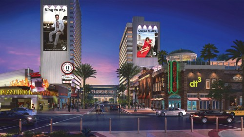 A rendering of Downtown Grand (photo courtesy of Fifth Street Gaming)