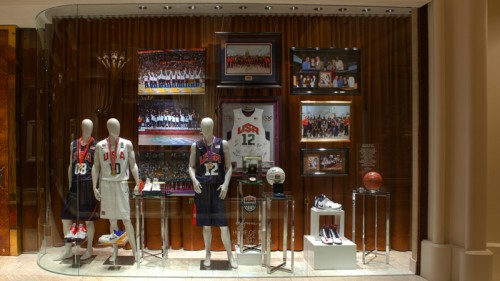 Wynn basketball collection (Photo by Alex Karvounis)v