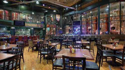 Triple 7 Restaurant and Microbrewery