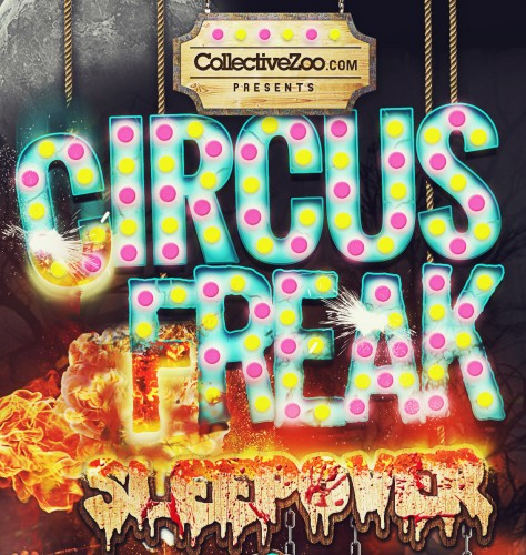 Circus Freak Sleepover at Artisan Hotel Boutique