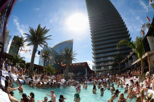 Marquee Dayclub at The Cosmopolitan