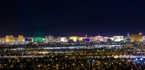 Las Vegas skyscape (photos.com)