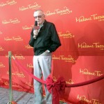 Stan Lee speaks to the crowd