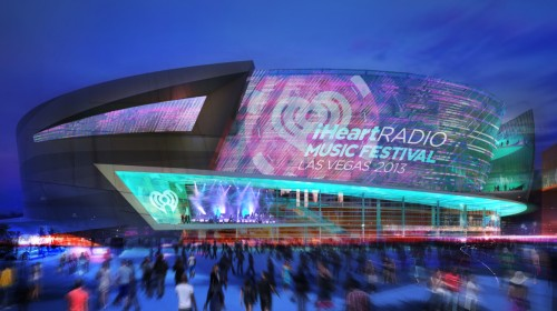 MGM and AEG arena rendering