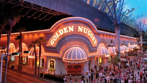 Golden Nugget exterior