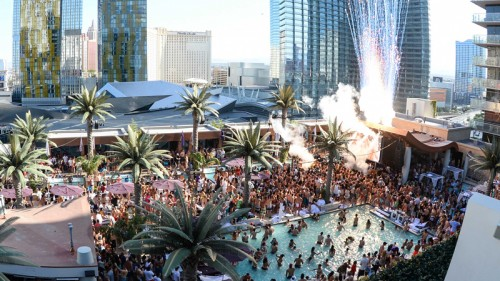 Marquee Dayclub at The Cosmopolitan of Las Vegas