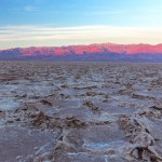 Badwater at Death Valley. Getty Images