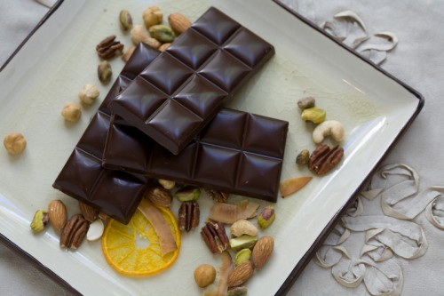 Chocolate & Spice's dark chocolate bars