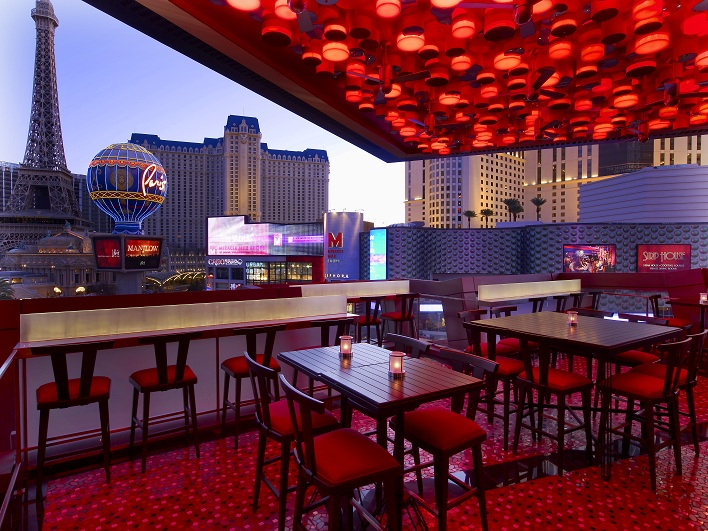 Rooftop Restaurants In Las Vegas Best