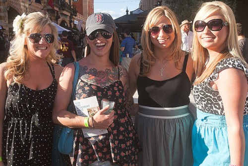 A former running of the Great Vegas Festival of Beer at Tivoli Village
