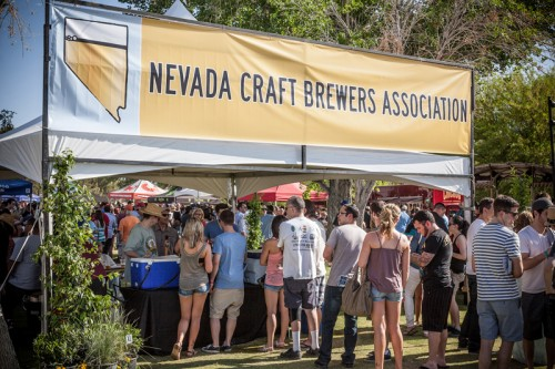 Nevada Craft Brewers Association at the 2013 Great Vegas Festival of Beer