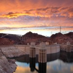 Hoover Dam by Rudy Balasko / Getty Images.