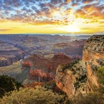 Grand Canyon. Frederic Prochasson / Getty Images