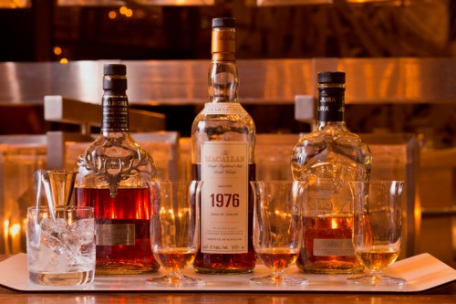 The Royal '70s flight at Cut in The Palazzo