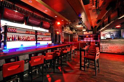 PBR Rock Bar at Planet Hollywood Resort & Casino