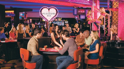 The Pleasure Pit at Planet Hollywood Resort & Casino