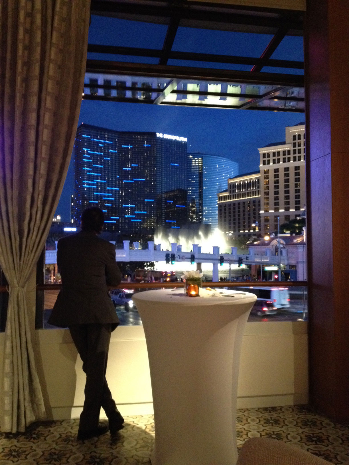 Giada Boasts One Of The Best New Views In Las Vegas Blogs
