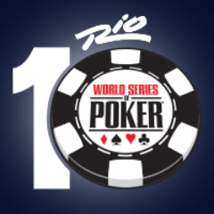 The 2014 WSOP logo
