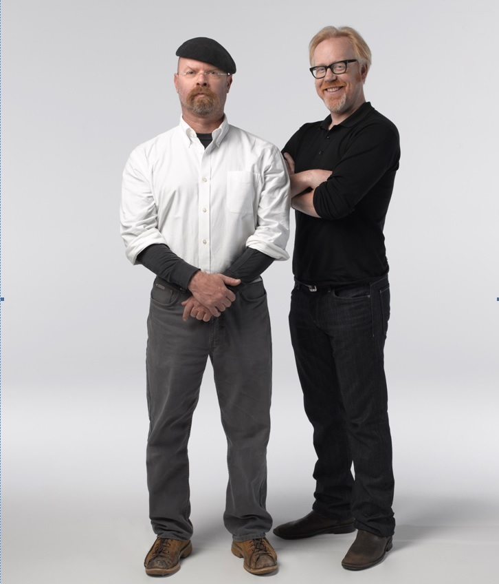 mythbusters adam jamie thesis