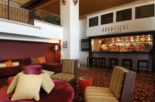 Arabesque Lounge at The Westin Lake Las Vegas Resort & Spa