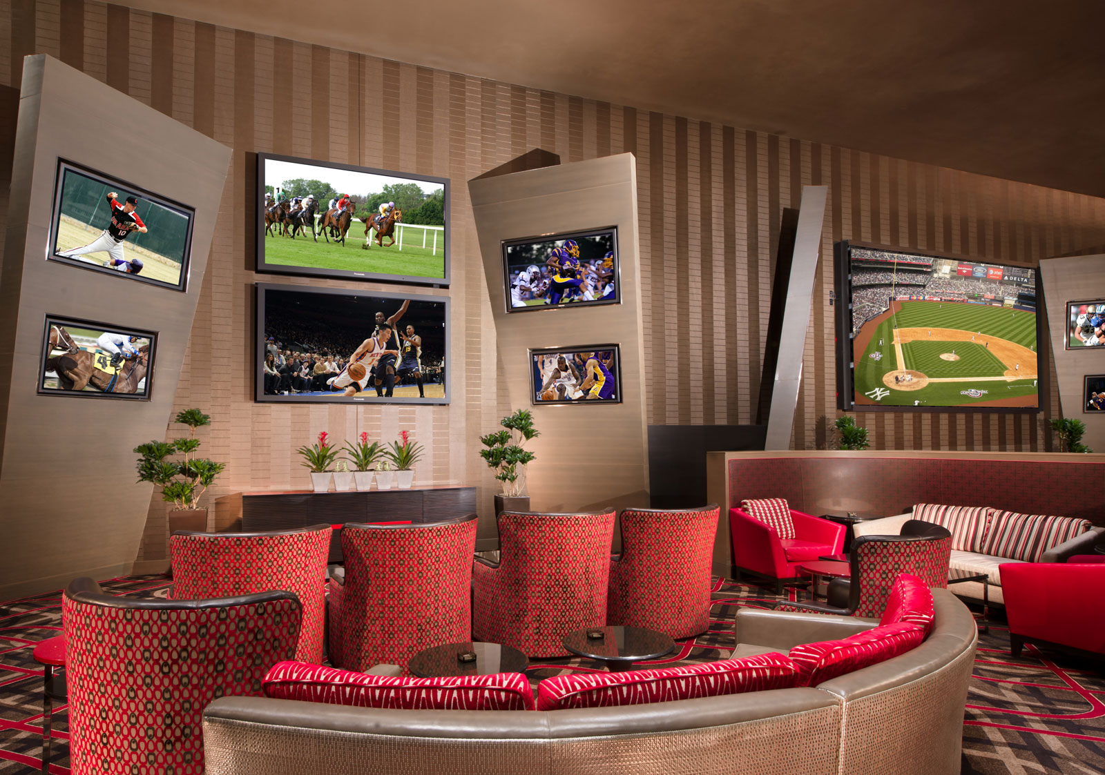 The Race & Sports Book at Aria